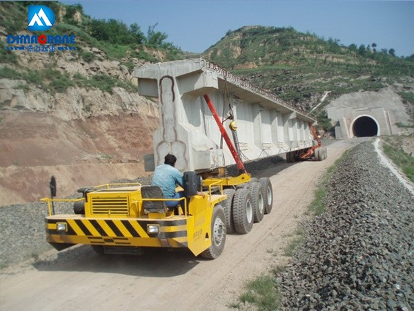 200t Bridge beam Transporter