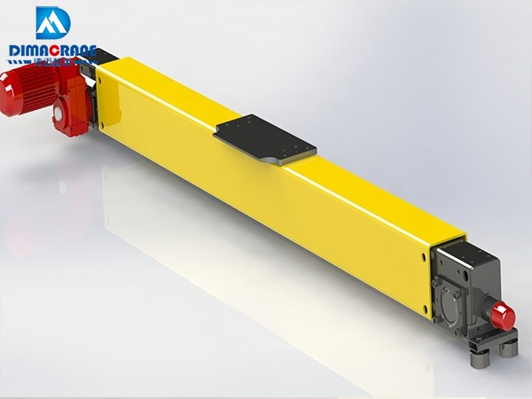 Euro-style Modularized End Carriages for Bridge Crane