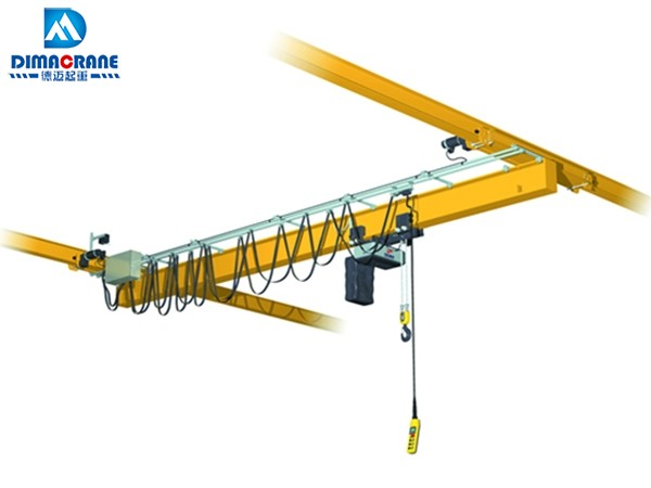 Suspension overhead cranes