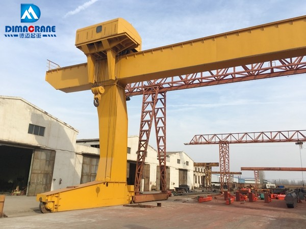 L model 30 ton gantry crane