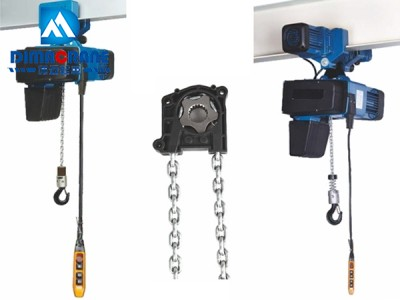 Demag style electric chain hoist case