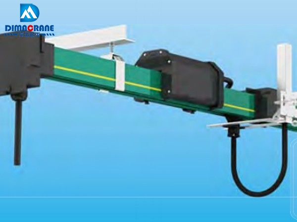High quality crane conductor bus bar